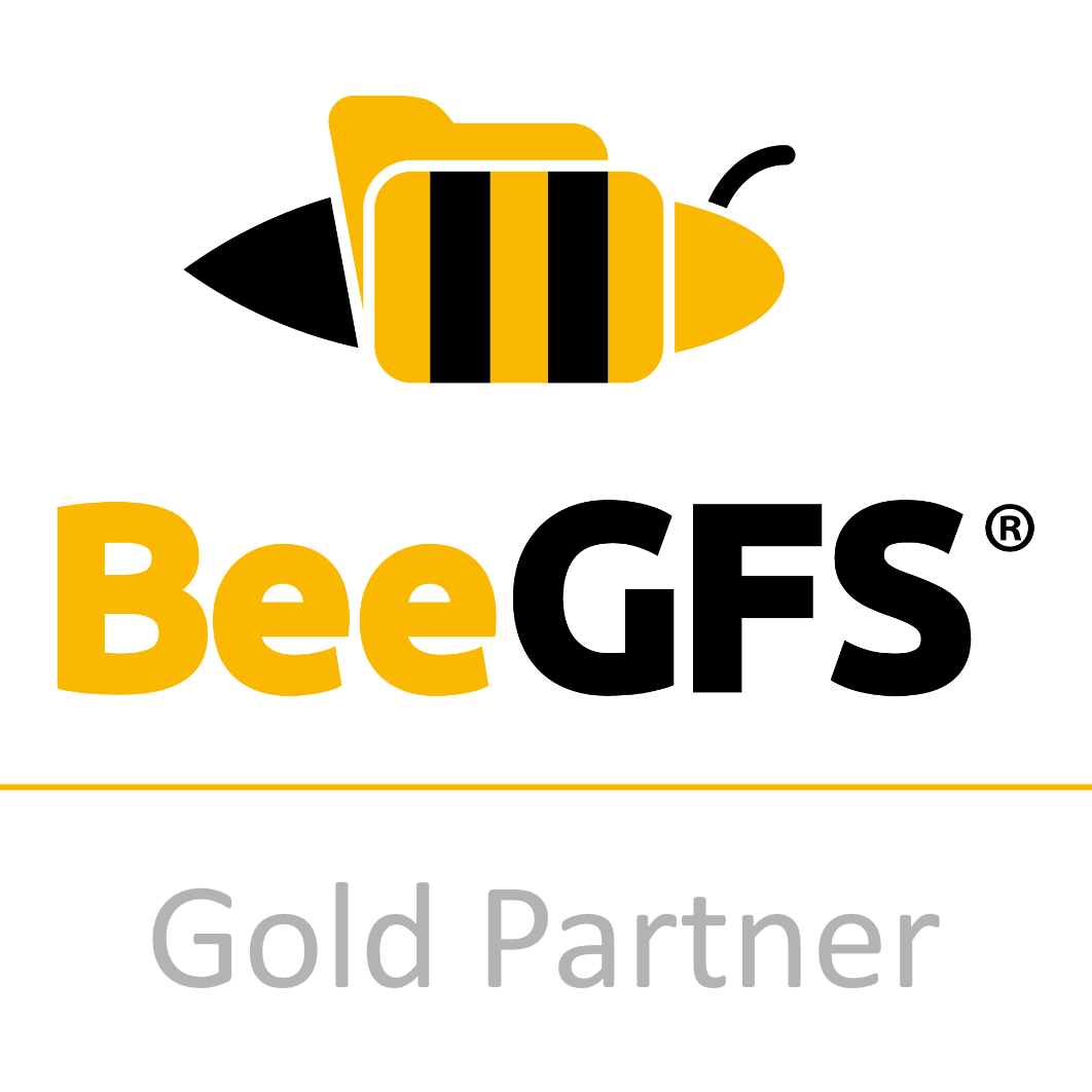 BeeGFS Gold Partner